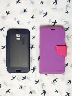 S5 Flip Cases (TAKE ALL)