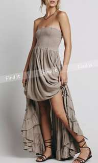 🚚 FP外貿單長款沙灘裙