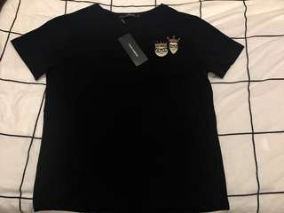 Brand New D&G and Gucci Tees Class A - Medium Size
