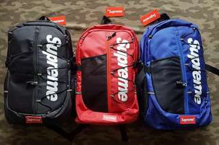 Supreme Bag Original