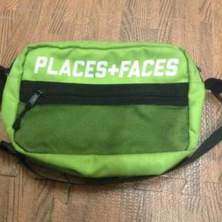 Places + faces 小包 p+f