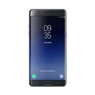 Samsung Galaxy Note Fan Edition N935 Smartphone - Black Onyx [64GB\ 4GB\ 12MP]