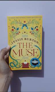 (Free shipping) The Muse by Jessie Burton