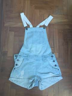 Cotton On demin romper  XS/S size (doesn't write on the romper)