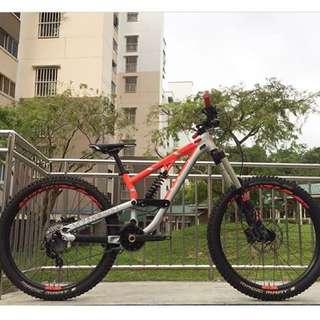 Scott Voltage FR730 Incomplete Bike