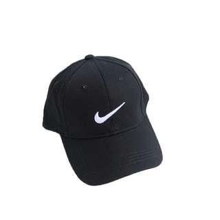 Nike Cap 全新 潮人必備 黑/白