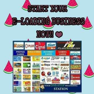 E-Loading Retailer