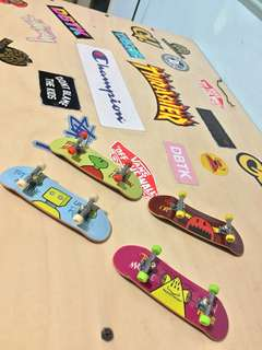 Techdeck 4 for 600