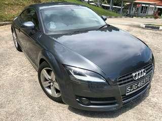 Audi TT SG