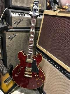 VESTER SEMI-HOLLOW BODY guitar