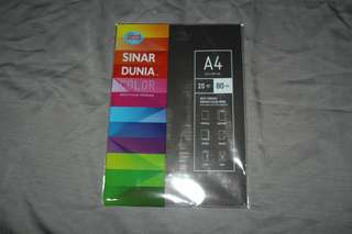 HVS sinar dunia black color (NEW)