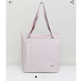 Nike Legend Pink or Black Tote Bag
