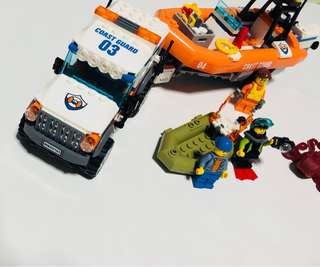 Lego Response Unit Set 60165