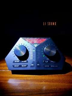 🚚 外星人 Max-730 超猛音效卡!!!可伴奏去人聲~~