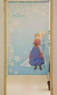 Frozen 冰雪奇緣門簾