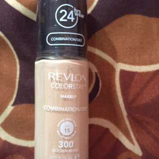 Revlon Colourstay Foundation  300 Golden Beige