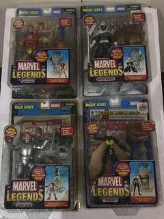 Marvel Legends BAF unopened