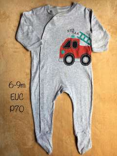 Overall 6-9m