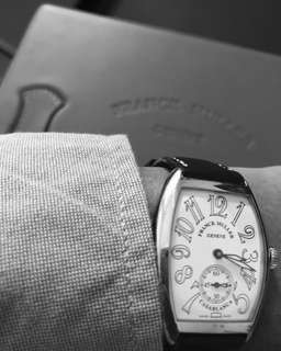 Franck muller ( Authentic )