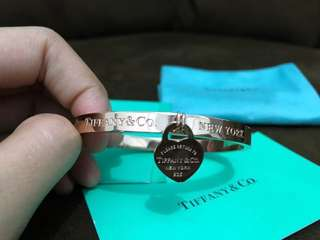 SALE! TIFFANY & CO NEWYORK Bangle