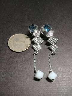Swarovski Crystal Earrings 施華洛世奇耳環