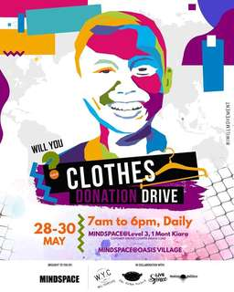 Clothes Donation Drive