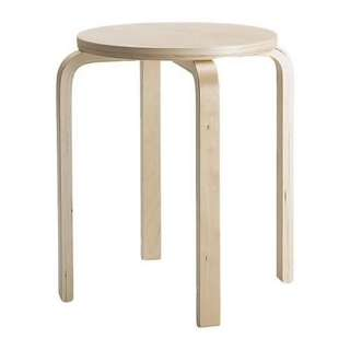 IKEA STACKABLE STOOL