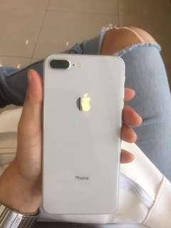 Iphone 8plus silver