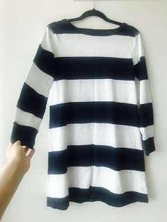 Striped Polo Spring Dress