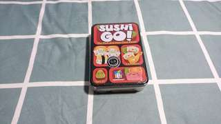 🆕 Sushi Go Card Game