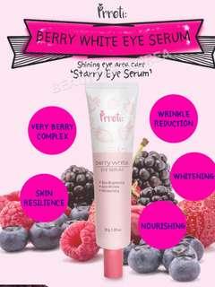 PRRETI Berry White Eye Serum 30g