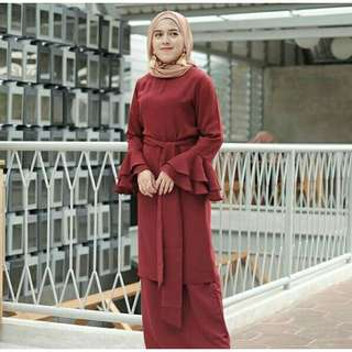 Sabana set (tunik + skirt)