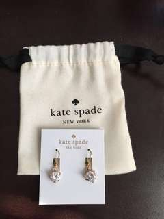 Brand new authentic Kate Spade earrings