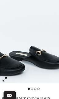 WANTING TO BUY billini black Olivia flats