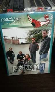 Pearl jam live at reading dvd