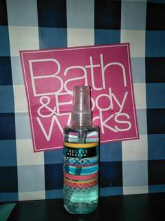 BBW perfume Endless Weekend 88mL