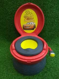 Disney Cars Musical Potty Chair