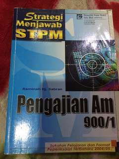 Strategi Menjawab STPM Pengajian Am #MY1212