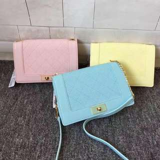 Charles & Keith Sling Bag - Authentic