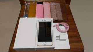 APPLE蘋果IPHONE6金色64G IOS10