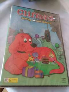 Clifford DvD for kids