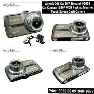 Anytek G66 Car DVR