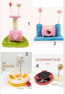 FREE Delivery - Kitten / Cat Interactive Toys (Cat Toy)