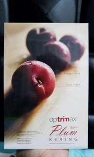 Optrimax buah plum kering