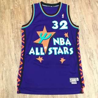 🚚 ADIDAS NBA 復古球衣 O'NEOL 32 ALL STARS 全明星賽 size M