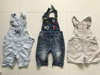Dungarees for $22