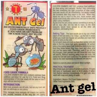Food grade ant killer