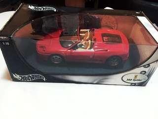Hotwheels Spider 360