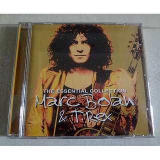 The Essential Collection Marc Bolan & T.Rex CD