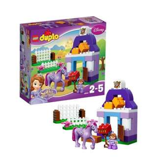 LEGO DUPLO Sofia the First Royal Stable 10594(As good as new)(Discontinued Set)